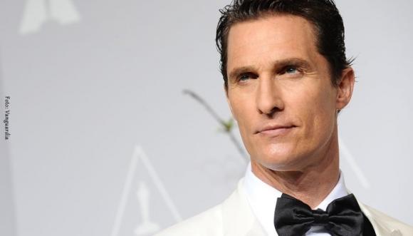 Matthew McConaughey: ¿Cómo se ve más churro, con carnitas o sin ellas?