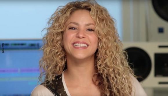 Con Sasha en casa Shakira agradece al mundo por sus mensajes