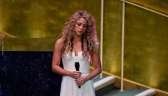 Pobre Shakira, ahora dicen que el video de Chantaje es un plagio