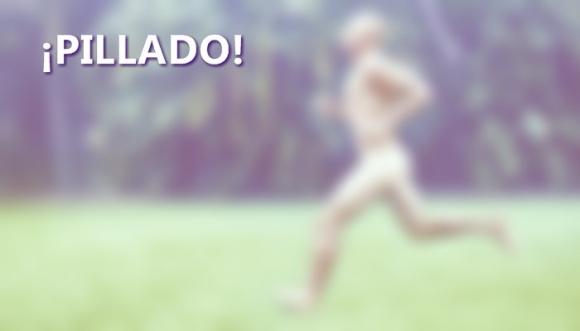 Un hombre deambuló desnudo y congelado por esta curiosa razón