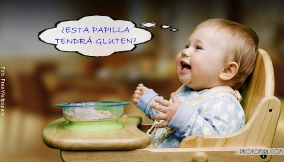 Aprende a cocinarle a tu bebé SIN GLUTEN