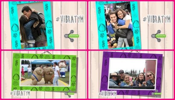 Oyentes de Vibra lo compartieron TODO en el #VibraTyM
