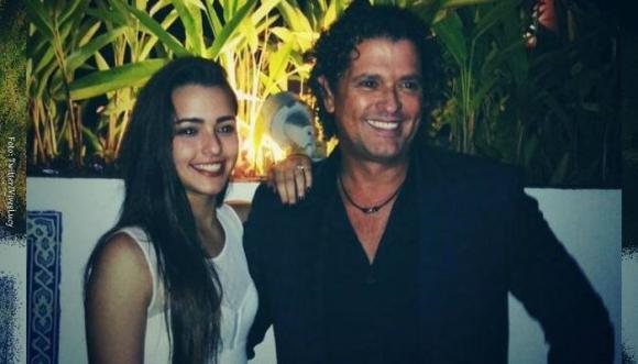Carlos Vives habló del beso entre su hija y otra mujer ¡WOW!