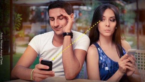 ¿Quieres ver con quién chatea tu pareja en WhatsApp?