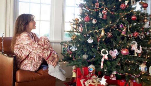 Thalía mostró sus regalos en redes y le dieron palo
