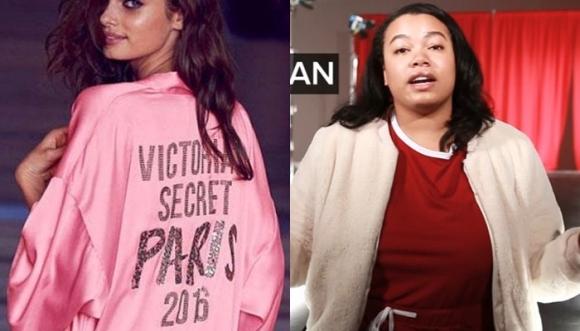 ¿Cómo sería el desfile de Victoria's Secret con tallas grandes?