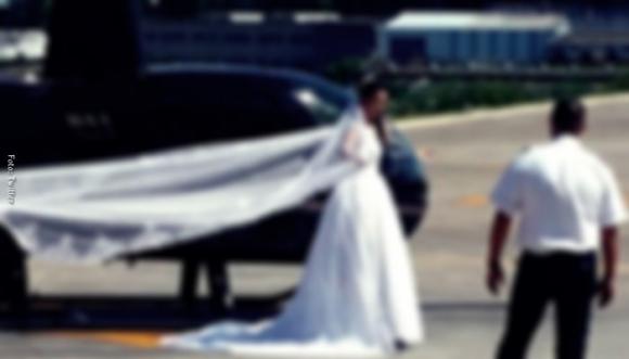 Una futura novia murió mientras volaba a su matrimonio