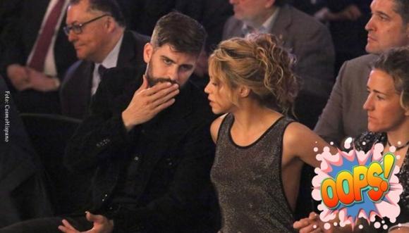 Shakira y Piqué vienen a Colombia y ya tuvieron problemas