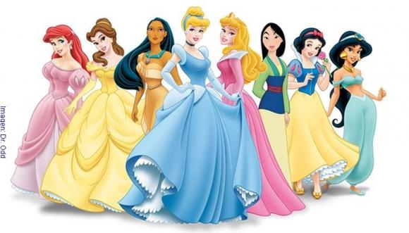 ¿Qué princesa de Disney eres?