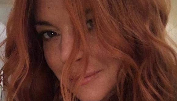Lindsay Lohan publica inquietante mensaje sobre su cuerpo