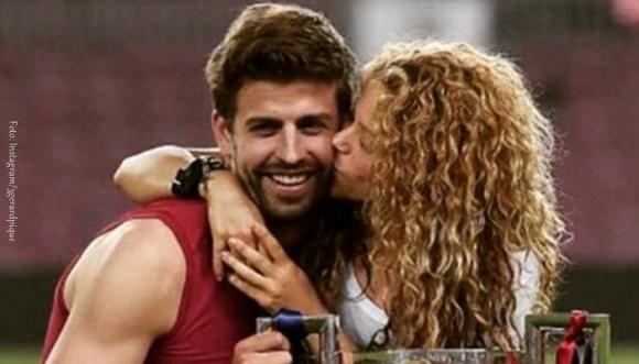 ¡Qué tal la broma de Piqué a Shakira! (Video)
