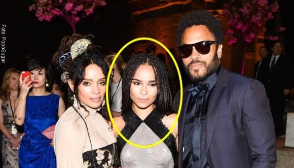 Hija de Lenny Kravitz heredó la belleza de su padre