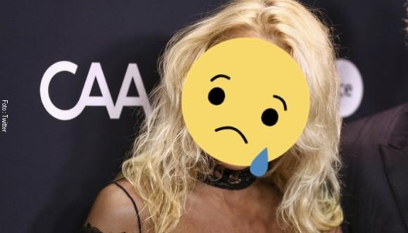 Increíble, ¿ella es Pamela Anderson? (Fotos)