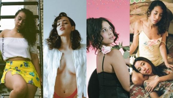 Belleza latina en un calendario con mujeres reales