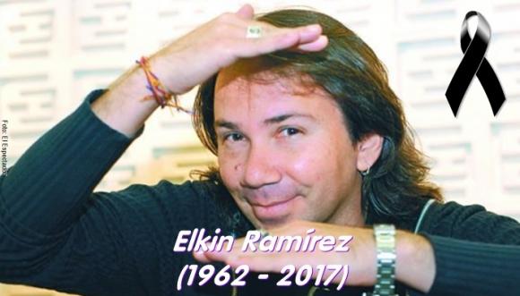 La voz de Elkin Ramírez se apagó