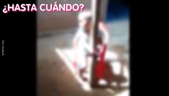 ¿Es este un castigo para un niño? Video
