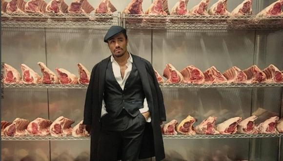 Este carnicero nos hará saborear con su carne