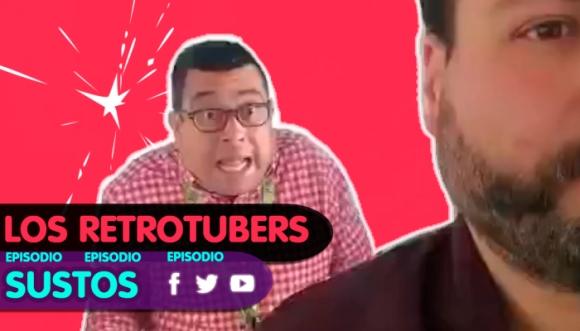 Los Retrotubers ahora compiten por sustos