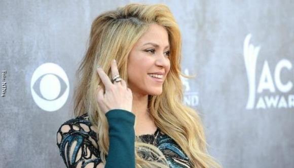 Así se despidió Shakira del 2016
