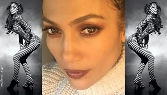 ¿Cómo puedo tener la cola de Jennifer Lopez?