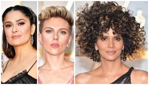 Desastrosos peinados de los Oscar 2017