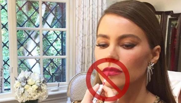 ¿Cómo se ve Sofía Vergara con la cara lavada?