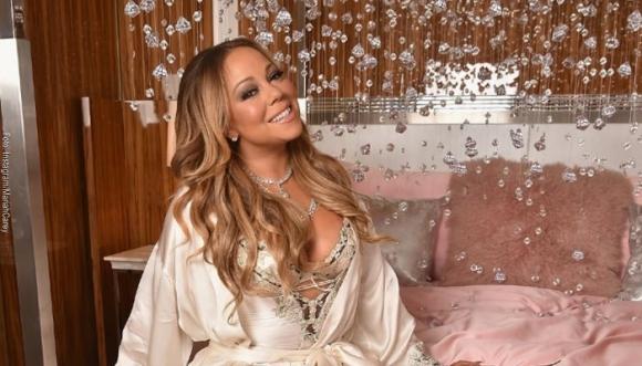 Mariah Carey perdió la cordura para ir al gimnasio