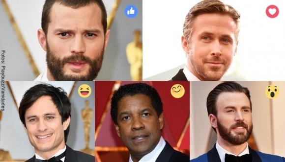 Y el Oscar 2017 al actor más churro es para...