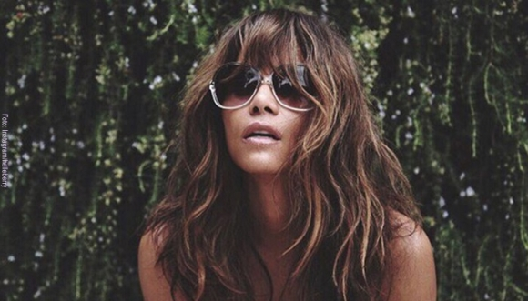 Desnudo en Instagram de Halle Berry (Video)