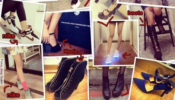 Zapatos revelan cómo es tu personalidad