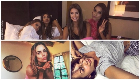 10 famosas colombianas en pijama... ¡De infarto!