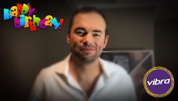 Santi ¡Feliz Cumpleaños!