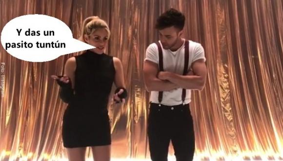 #Tutorial: Shakira te enseña a bailar bachata