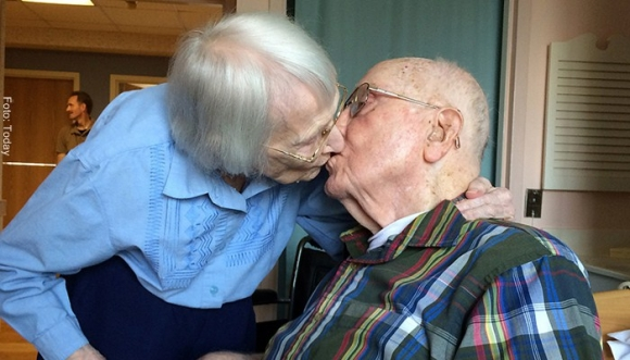 ¿Cómo hacen las parejas que llevan 50 años o más?