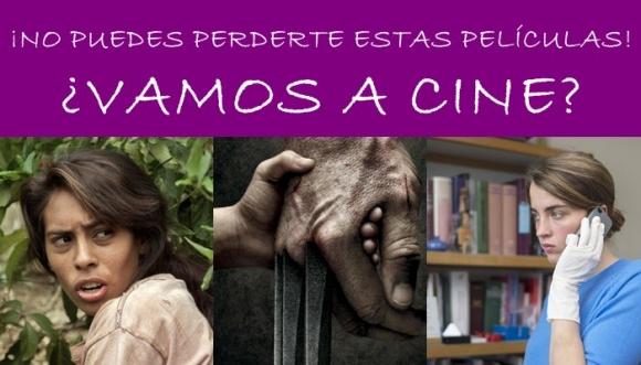6 películas que debes ver este mes