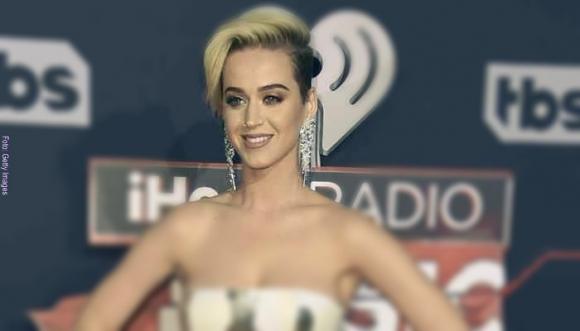 Katy Perry no se lavó los dientes y todos nos dimos cuenta