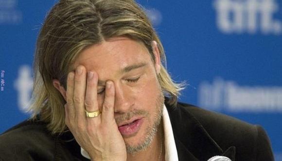 Tras su divorcio Brad se acerca a Jennifer Aniston