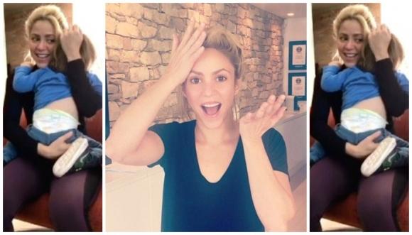 Shakira baila bachata con el amor de su vida