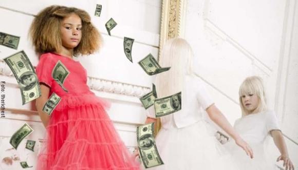 Ropa para niños demasiado cara