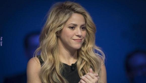 Así celebró Shakira la remontada del Barcelona (Video)