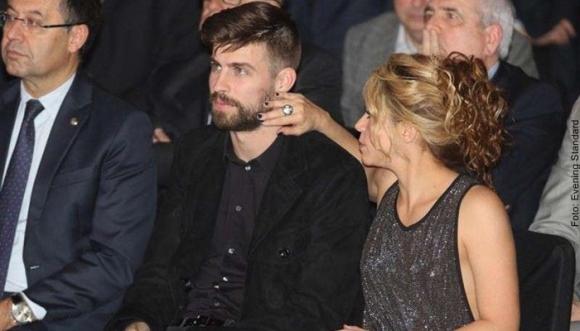 ¡Qué traga la de Shakira!