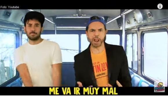 Eugenio Derbez se lanza como cantante