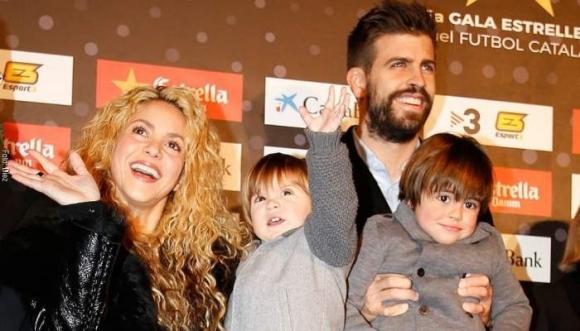 Con estas fotos Shakira nos desea ¡felices Pascuas!