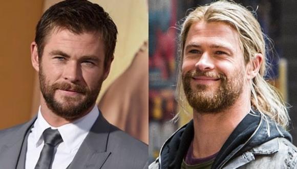 ¿Prefieres a Thor con pelo largo o corto?
