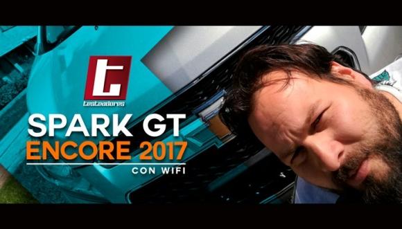 Los Testeadores se suben al Spark GT Encore