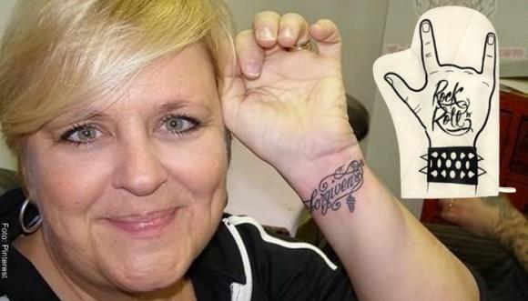 Mamás se hicieron tatuajes... ¡Y el resultado es WOW!