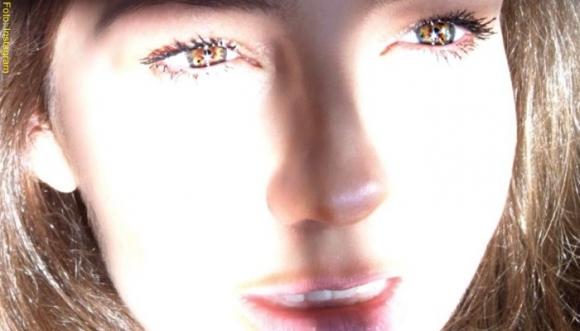 ¿Así se ve Thalía sin maquillaje?