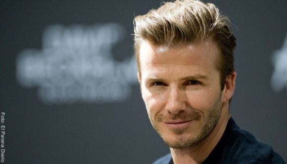 7 razones por las que amamos a David Beckham