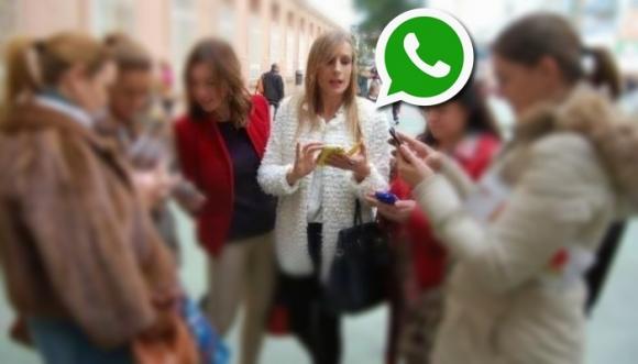 Grupos de WhatsApp de padres, perjudiciales para los niños