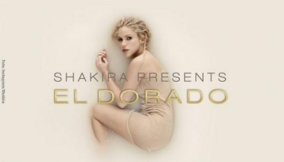 Este es El Dorado de Shakira, ¡escúchalo ya!